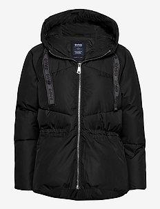W. Waspy Jacket - fôrede jakker - black