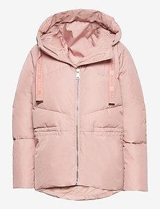 W. Waspy Jacket - wyściełane kurtki - nude