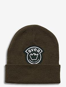 K. Big Badge Hat - hatter - dark army