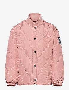 K. Reversible Queens Jacket - gewatteerde jassen - berry