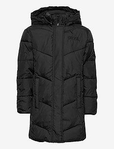 K. Girly Jacket - isolerede jakker - black