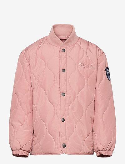 K. Reversible Queens Jacket - isolierte jacken - berry