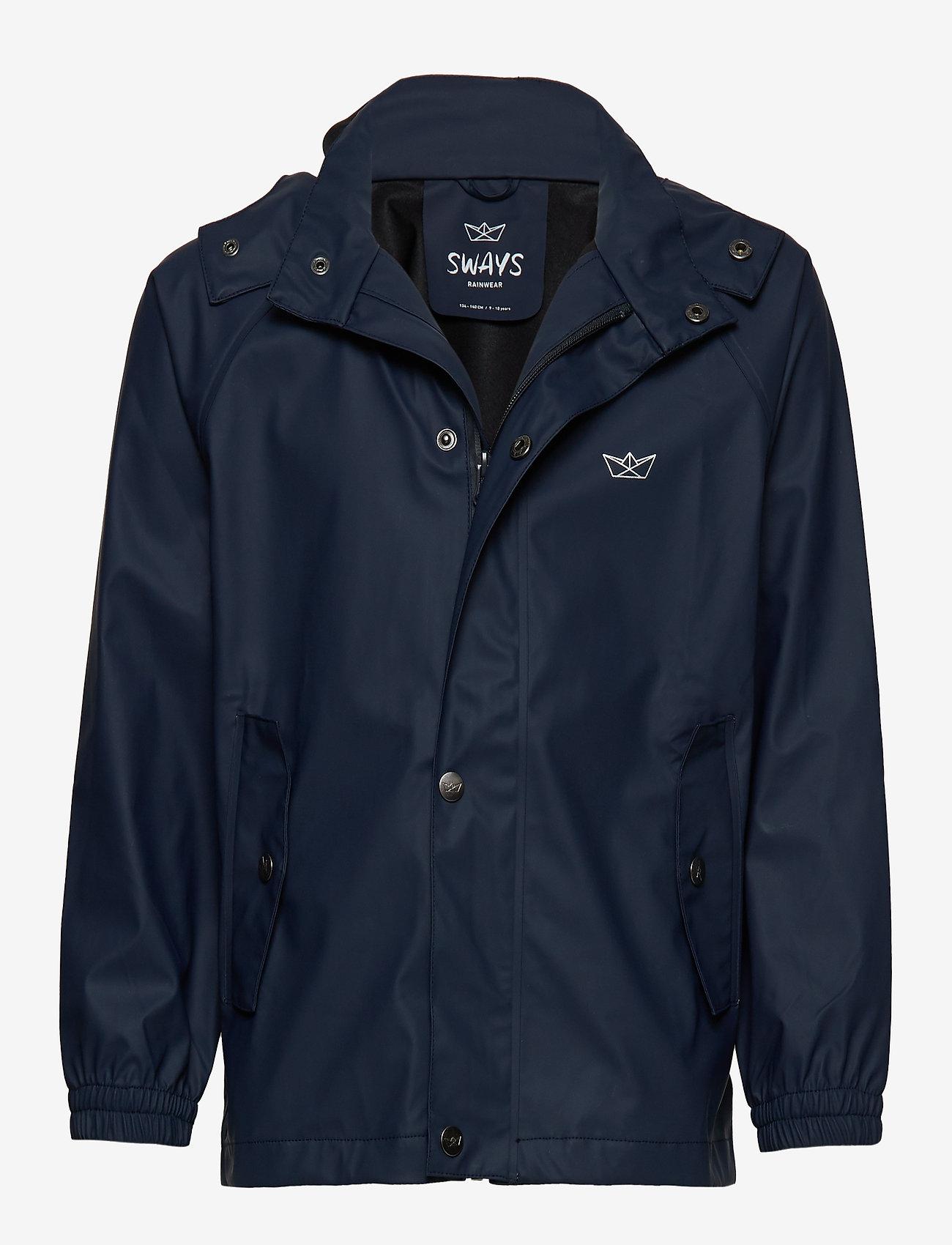 SWAYS - Sail Jacket - jassen - 02 blue - 0
