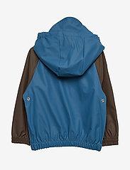 SWAYS - Crew Jacket - jassen - 60 faded blue/brown - 2