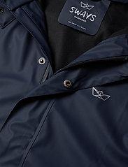 SWAYS - Sail Jacket - jassen - 02 blue - 5