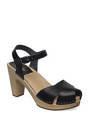 Merci Sandal - BLACK
