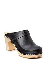 Slip In Classic - BLACK/NATURE SOLE