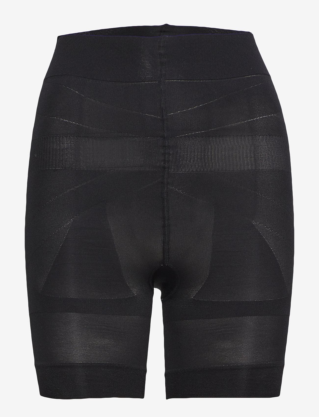 Swedish Stockings - Julia shaping shorts - bottoms - black - 0