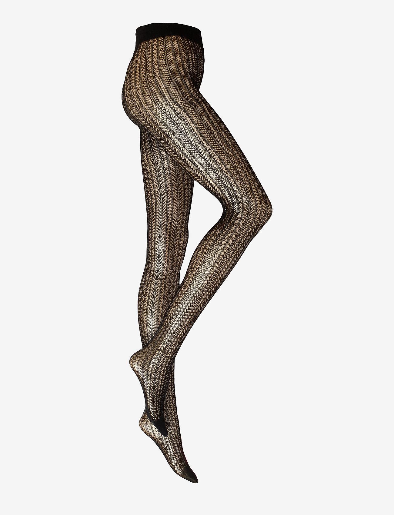 Swedish Stockings - Selma tights - collants - black - 0
