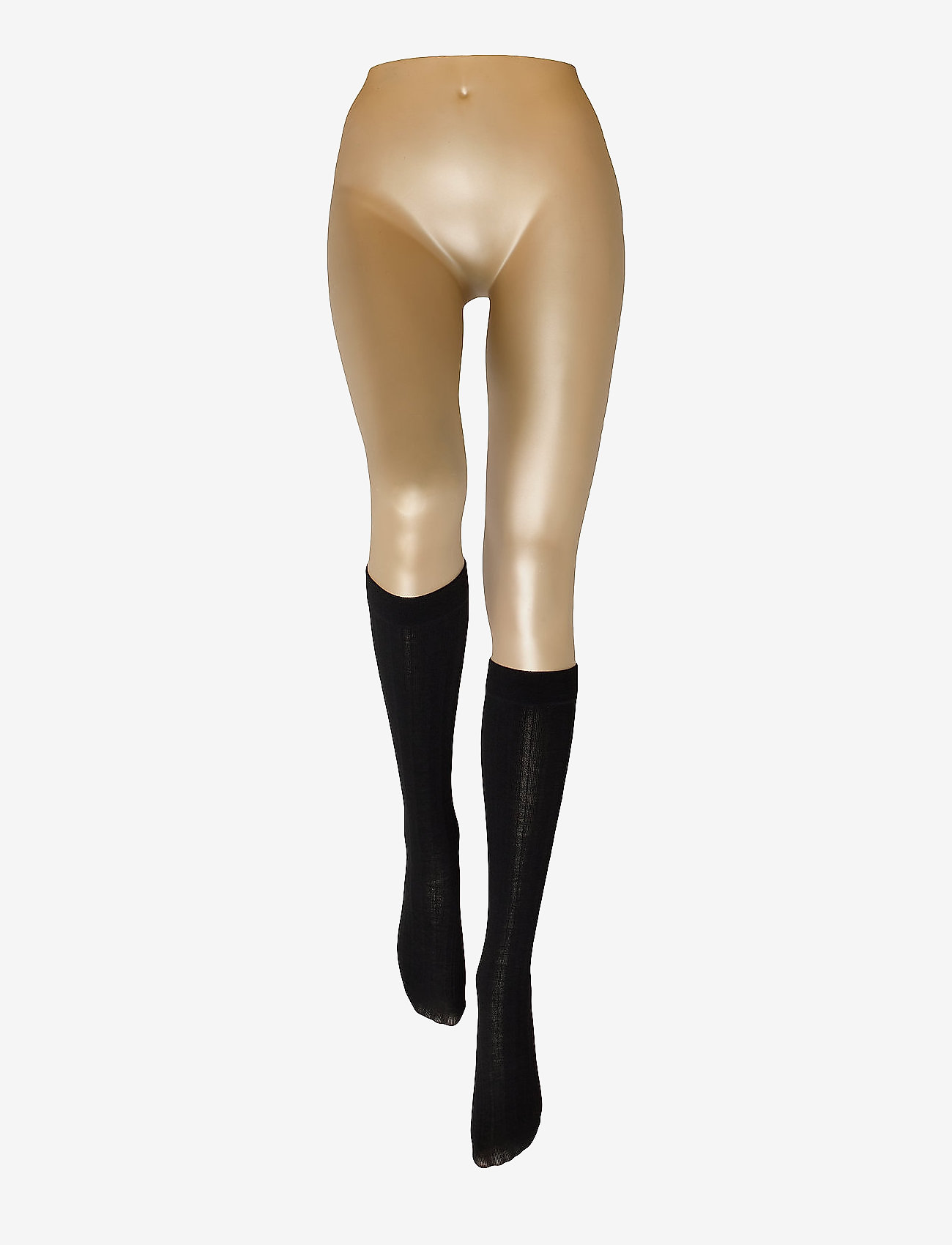 Swedish Stockings - Freja knee-high - kniestrümpfe - black - 1
