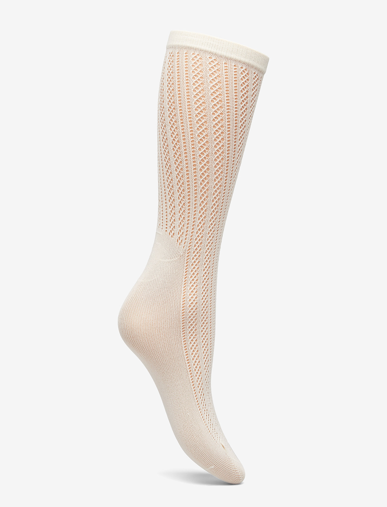 Swedish Stockings - Klara knit sock - socken - ivory - 1