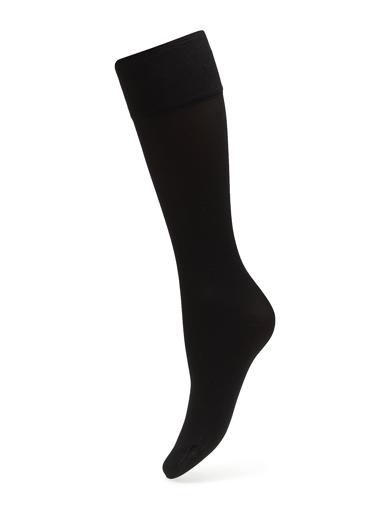 Swedish Stockings Irma Support knee-high 60D - BLACK
