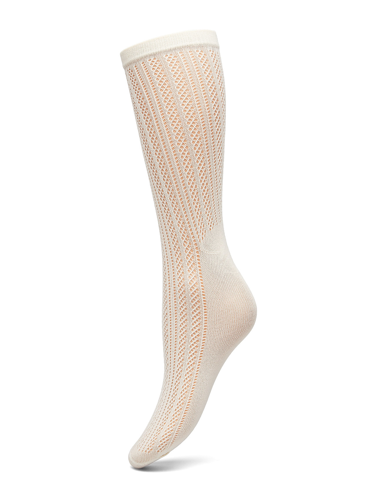 Swedish Stockings Klara knit sock - IVORY