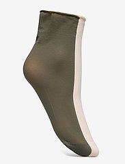 Swedish Stockings - Judith 2-pack 30 denier - socken - creme/khaki - 1
