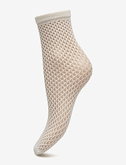 Swedish Stockings - Vera net sock micro net - füßlinge - ivory - 0