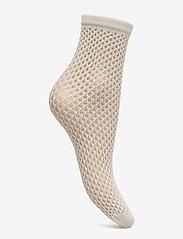Swedish Stockings - Vera net sock micro net - füßlinge - ivory - 1