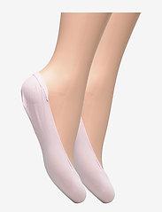 Swedish Stockings - Ida Premium Steps 2-pack 70 den - füßlinge - light pink - 1