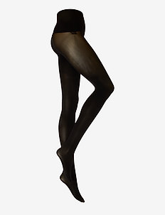 Hanna Premium Seamless tights 40D - BLACK