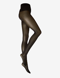 Svea Premium tights 30D - BLACK