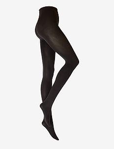 Lia Premium tights 100D - basic strumphosen - nearly black