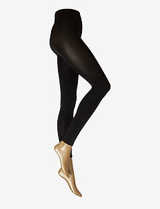 Lia Premium leggings 100D - BLACK
