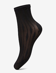 Josefin Drop Socks 20 den - socken - black