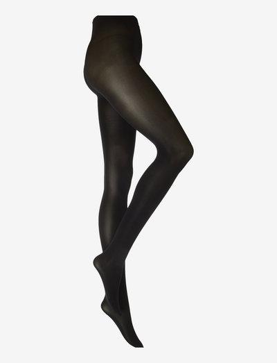 Olivia Premium tights 60D - basic stroempebukser - black