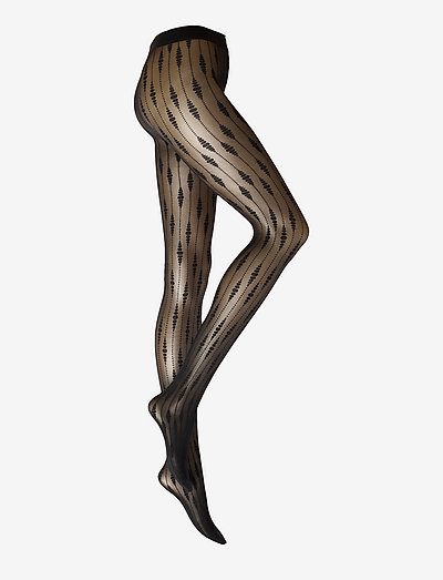 Josefin Drop Tights 20 den - ondergoed - black