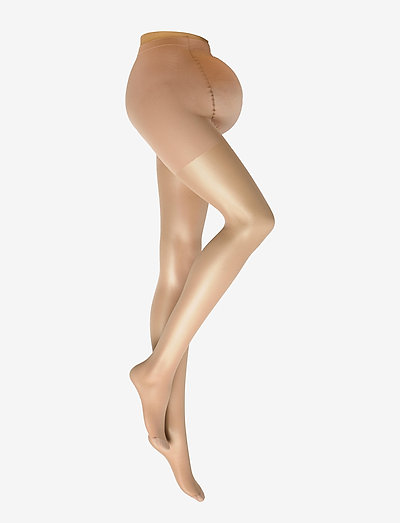 AMANDA MATERNITY TIGHTS - ondergoed - sand