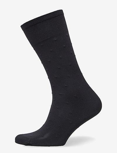 DORIS DOTS KNEE-HIGHS - ondergoed - black