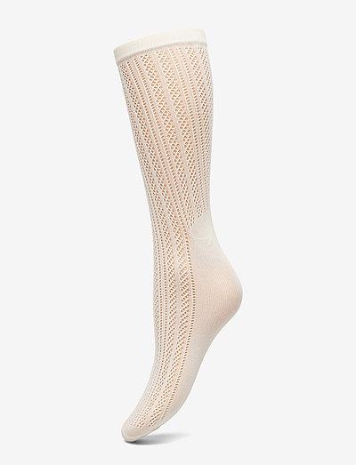 Klara knit sock - ondergoed - ivory
