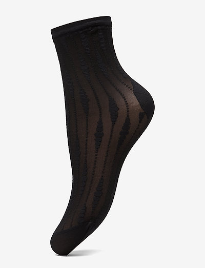 Josefin Drop Socks 20 den - ondergoed - black