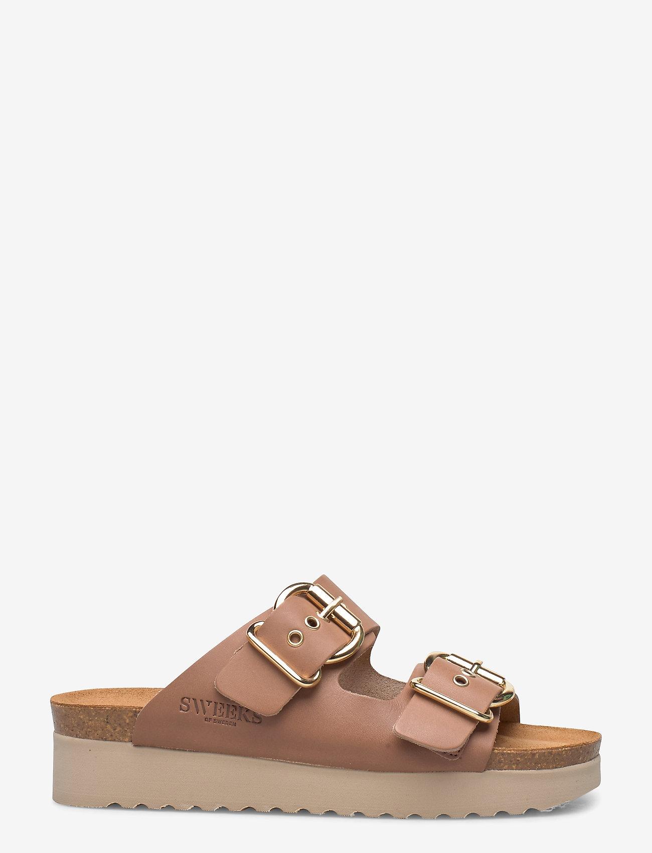 SWEEKS - Greta - płaskie sandały - beige - 1