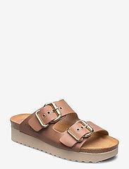 SWEEKS - Greta - płaskie sandały - beige - 0