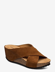 SWEEKS - Ester - mules & slipins - brown - 0