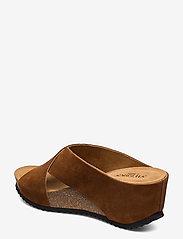 SWEEKS - Ester - mules & slipins - brown - 2