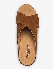 SWEEKS - Ester - mules & slipins - brown - 3