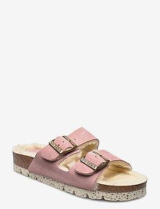 Edit - sandales - pink
