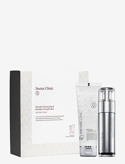 The Daily Duo - Gift Kit - CLEAR