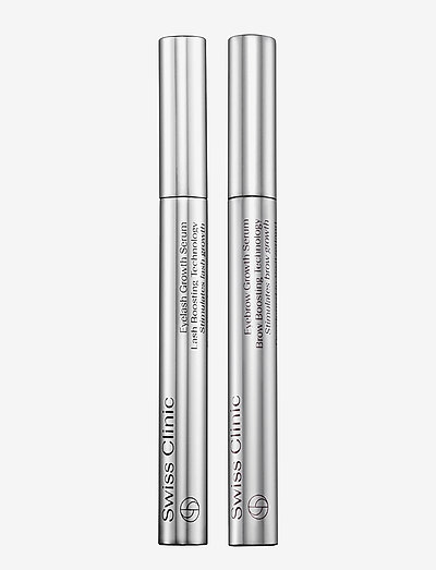 Eyelash and Eyebrow Growth Serum - CLEAR