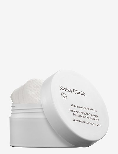 Hydrating Self-Tan pads - NO COLOR