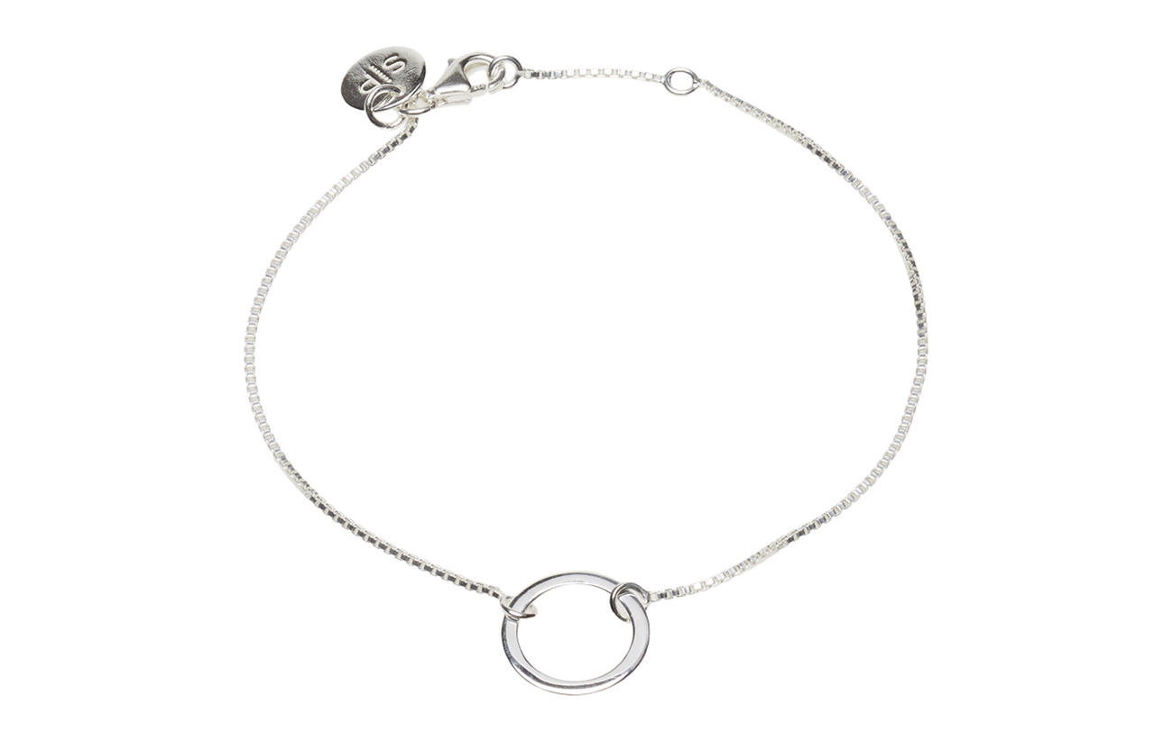 Syster P MINIMALISTICA RING BRACELET SILVER - SILVER