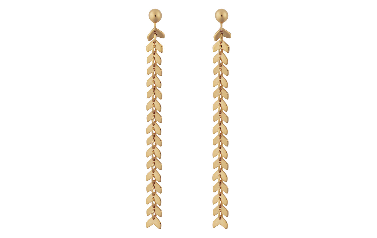 Syster P Layers Olivia Earrings Gold - GOLD