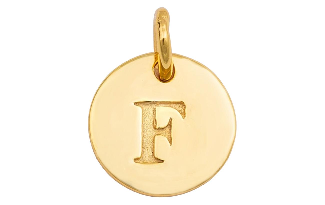 Syster P Beloved Mini Letter Gold - GOLD