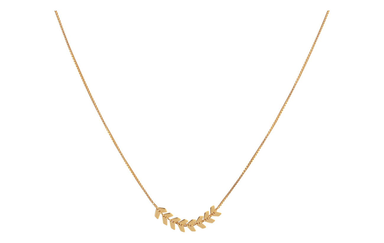 Syster P Layers Simone Necklace Gold - GOLD