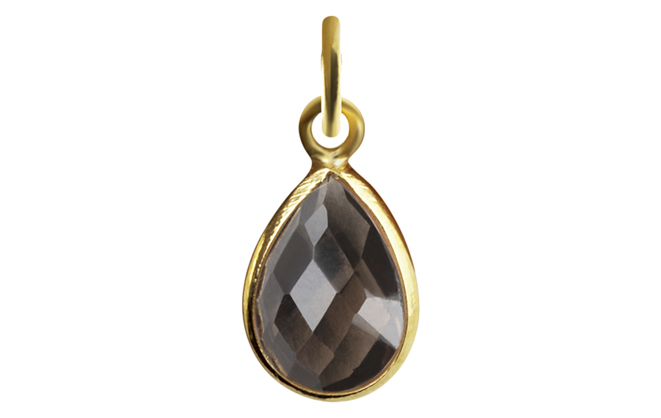 Syster P Beloved Stone Pendant Gold - GOLD