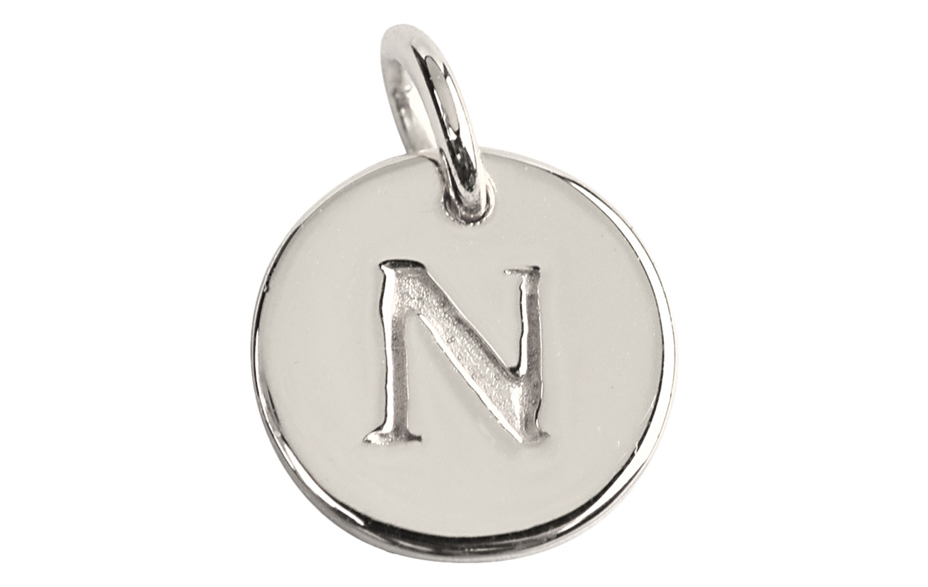 Syster P Beloved Mini Letter Silver - SILVER