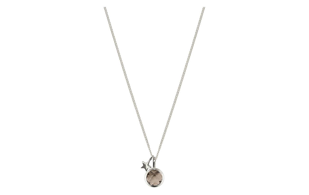 Necklace Silver Necklace SmokeysilverSyster P Priscilla Priscilla Silver A5Rj4L