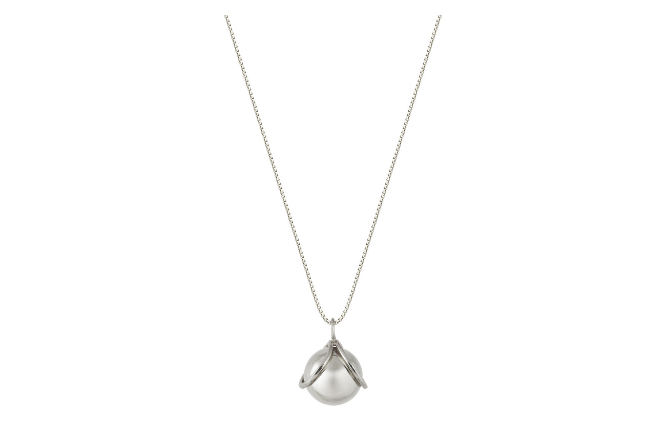 Syster P PLANET NECKLACE SILVER SILVER - SILVER