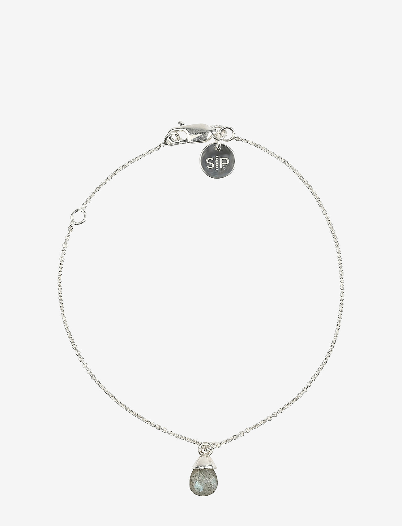 Syster P - Mini Teardrop Bracelet Silver - dainty - silver